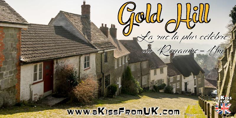 Gold Hill à Shaftesbury, la rue la plus célèbre d'Angleterre grâce à la pub réalisée par Ridley Scott