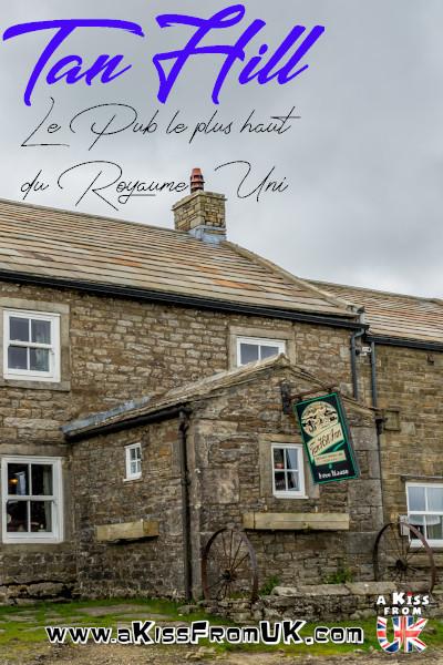 Découvrez le Tan Hill, le pub le plus haut du Royaume-Uni, situé dans les Yorshire Dales, en Angleterre.