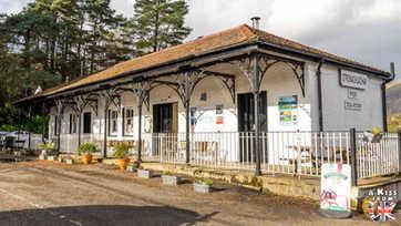 Stronachlachar - A voir et à faire dans le Loch Lomond et les Trossachs en Ecosse - Visiter le Parc National du Loch Lomond et des Trossachs avec notre guide complet sur cette région écosaise