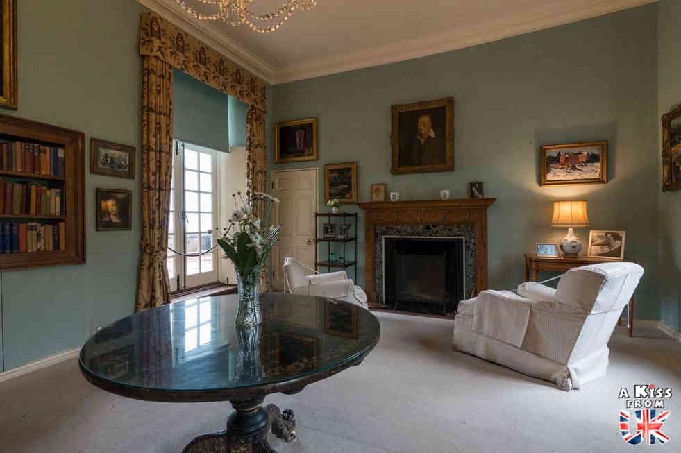 Chartwell House, visiter le manoir de Winston Churchill dans le Kent - Que voir dans le Kent en Angleterre ? Visiter le Kent avec A Kiss from UK, le blog du voyage en Ecosse, Angleterre et Pays de Galles.