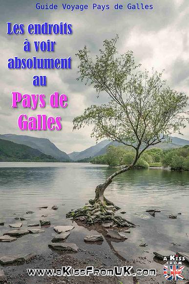 30 endroits à voir absolument au Pays de Galles en dehors de Cardiff – Découvrez quels sont les lieux incontournables au Pays de Galles et les plus beaux endroits du Pays de Galles à visiter pendant votre voyage   A Kiss from UK