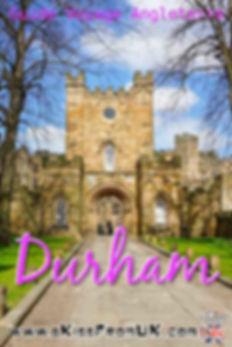 Découvrez Durham avec A Kiss from UK, le guide & blog voyage sur l'Ecosse, l'Angleterre et le Pays de Galles !
