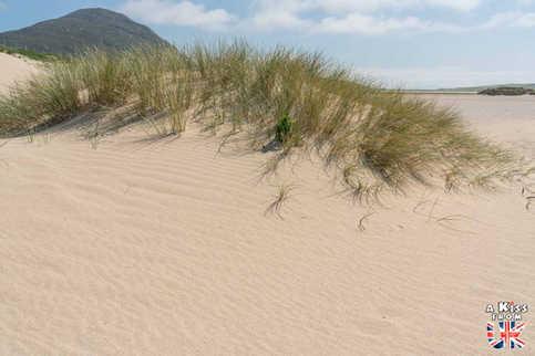 Scarista Beach - Visiter Lewis et Harris, le gide complet - A faire / A voir voir sur l'île de Lewis & Harris dans les Hébrides Extérieures en Ecosse. A Kiss from UK, guide & blog voyage Ecosse