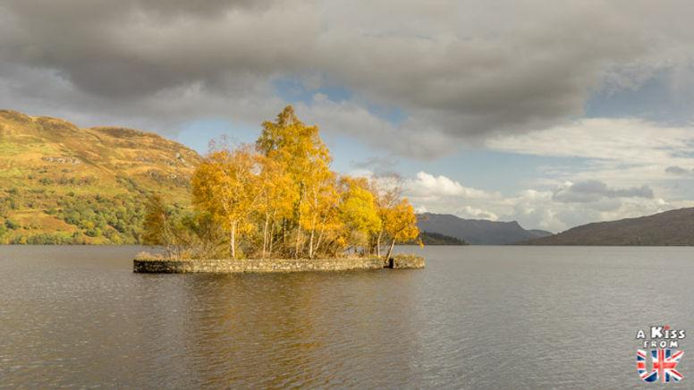 Des Trossachs à Inveraray, sixième étape du Road Trip de 8 jours en Ecosse à l'automne - A Kiss from UK, guide et blog voyage sur l'Ecosse, l'Angletere et le Pays de Galles