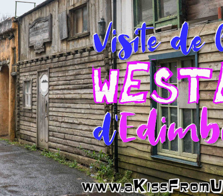 La rue western d'Édimbourg, l'endroit le plus insolite d'Ecosse !