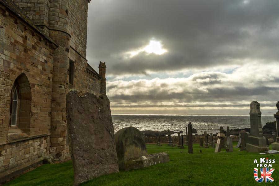 St Monans - Que voir et que faire dans la Péninsule de Fife en Ecosse ? Visiter la péninsule de Fife avec A Kiss from UK, le guide et blog du voyage en Ecosse.