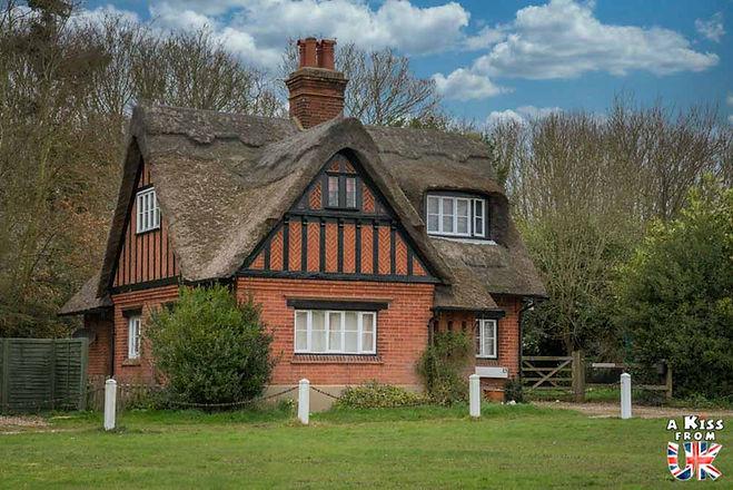 Woodbastwick - Visiter le Norfolk - Découvrez les plus beaux endroits à voir et les choses à faire dans le Norfolk - Visiter le Norfolk et le Parc National de The Broads en Angleterre.