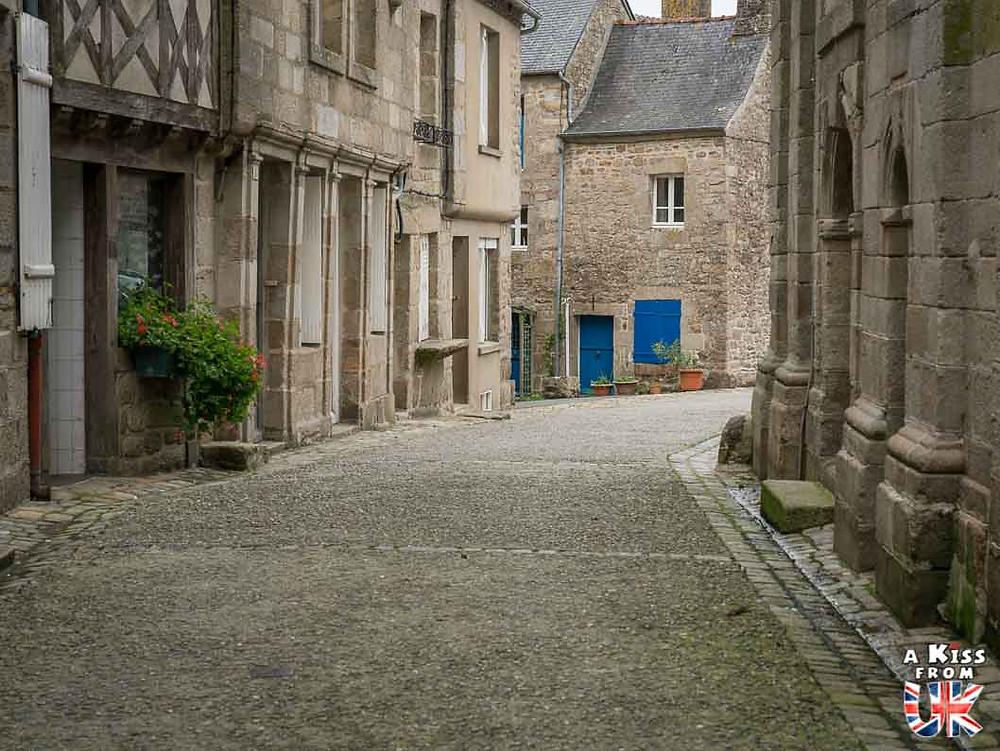 Visiter Montcontour dans les Côtes d'Armor et se croire à Grassington dans les Yorkshire Dales en Angleterre | Visiter la Bretagne pour retrouver les paysages de Grande-Bretagne  - Découvrez les plus beaux endroits de Bretagne et de Normandie qui font penser à l'Angleterre, à l'Ecosse ou au Pays de Galles |  A Kiss from UK - blog voyage