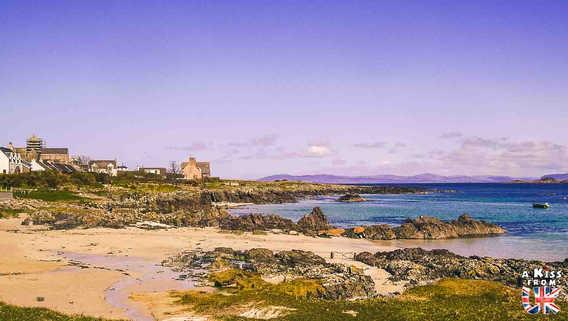 Iona - A voir et à faire sur les îles de Mull, Iona et Staffa en Ecosse ? Visiter Oban et les îles de Mull, Iona et Staffa A Kiss from UK, le blog du voyage en Ecosse.