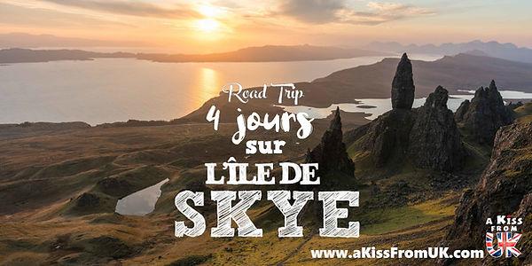 Road-trip de 4 jours sur l'île de Skye : itinéraire, conseils, budget, découvrez tout ce que vous pouvez faire en 4 jours sur l'île de Skye en Ecosse.