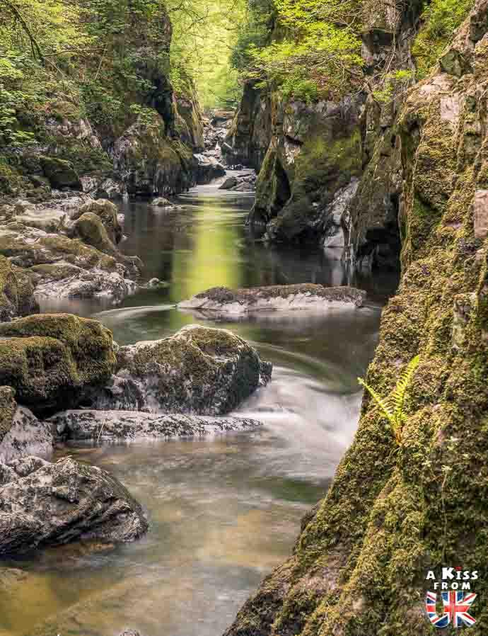 Fairy Glen dans le Snowdonia - 15 photos qui vont vous donner envie de voyager au Pays de Galles après le Brexit ! - Découvrez les plus belles destinations et les plus belles régions du Pays de Galles en image..