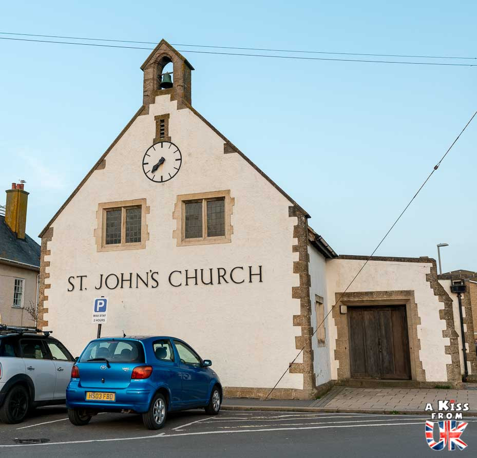 local des sauveteurs en mer - Les lieux de tournage de la série Broadchurch, diffusée sur France 2, dans le village de Westbay dans le Dorset
