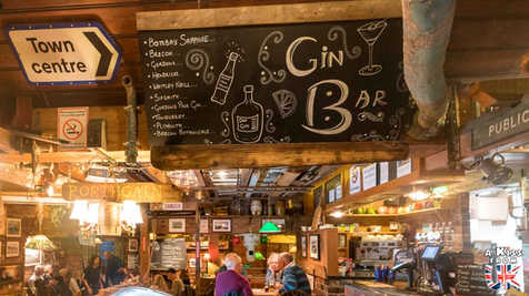 The Sloop Inn à Porthgain - Que voir dans le Pembrokeshire au Pays de Galles ? Visiter le Pembrokeshire avec A Kiss from UK, guide & blog voyage sur l'Ecosse, l'Angleterre et le Pays de Galles.