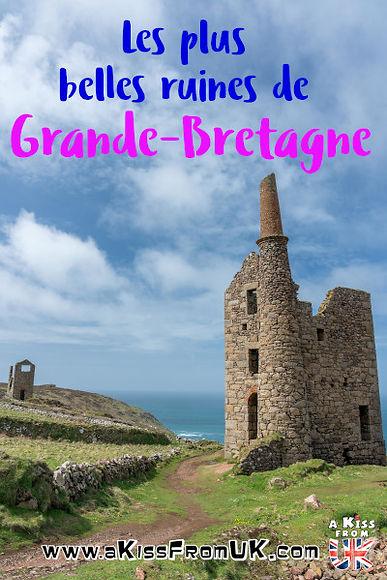découvrez les plus belles ruines de Grande-Bretagn avec A Kiss from UK, le guide & blog du voyage en Ecosse, Angleterre et Pays de Galles