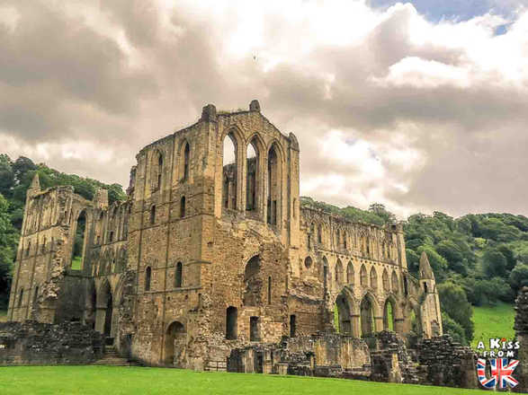 Rielvaux Abbey - Les plus belles ruines de Grande-Bretagne - A Kiss from UK, le blog du voyage en Ecosse, Angletere et Pays de Galles.