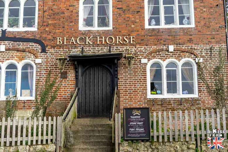 Pluckley - A faire et à voir dans le Kent en Angleterre. Visiter les plus beaux endroits du Kent avec notre guide complet.