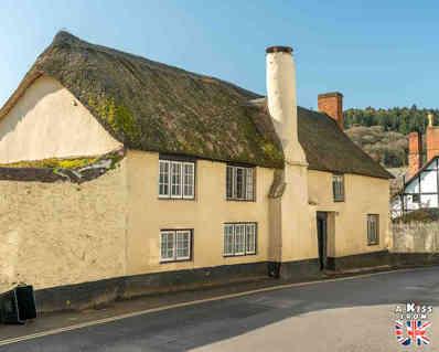 Dunster - Que voir dans le Parc d'Exmoor en Angleterre ? Visiter Exmoor avec A Kiss from UK, le guide & blog du voyage en Ecosse, Angleterre et Pays de Galles.