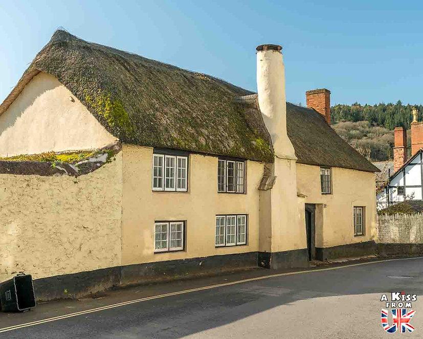 Dunster - Que voir dans le Parc National d'Exmoor en Angleterre ? Visiter Exmoor avec A Kiss from UK, le guide & blog du voyage en Ecosse, Angleterre et Pays de Galles.