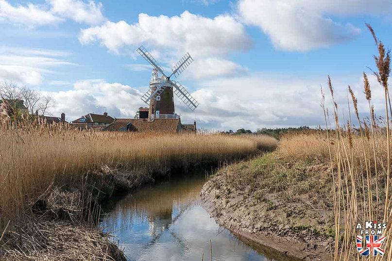 Cleys-next-the-sea dans le Norfolk - Les lieux à voir absolument en Angleterre en dehors de Londres. Découvrez quels sont les plus beaux endroits d'Angleterre et les incontournables à visiter en dehors de Londres lors de votre voyage - A Kiss from UK, le blog du voyage en Grande-Bretagne.
