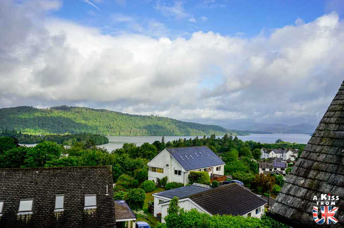 Bowness-on-Windermere - Que voir absolument dans le Lake District en Angleterre ? Visiter le Lake District avec A Kiss from UK, le blog du voyage en Ecosse, Angleterre et Pays de Galles