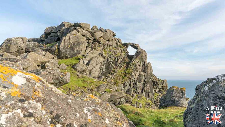 Mistress Stone sur St Kilda - Visiter l'archipel de St Kilda en Ecosse - Que voir sur l'île de St Kilda en Ecosse ? - A Kiss from UK, guide et blog voyage sur l'Ecosse.