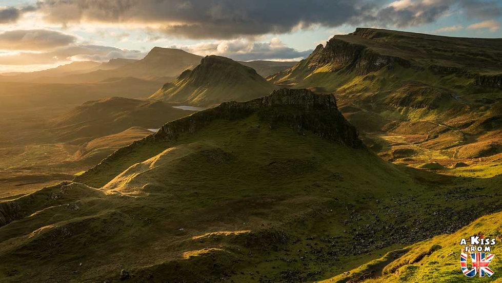 Visiter l'île de Skye en Ecosse. Découvrez les endroits à voir absolument sur l'île de Skye pendant votre voyage et tous les plus beaux lieux de cette splendide île écossaise avec A Kiss from UK, le guid et blog du voyage en Ecosse.