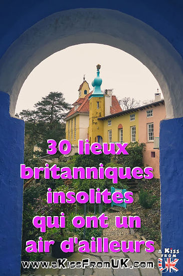 30 paysages britanniques insolites qui ont un air d'ailleurs - Voyager à travers le monde tout en restant au Royaume-Uni, c'est possible ! A Kiss from UK vousprésente 30 paysages britanniques insolites qui, avec leur air d'Asie, de France ou d'Amériques, ont un air d'ailleurs dans le monde !