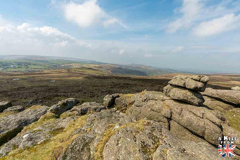 Le Dartmoor dans le Devon - Visiter l'Angleterre : les incontournables ! - 25 endroits à voir absolument en Angleterre en dehors de Londres - A Kiss from UK, le guide et blog du voyage en Grande-Bretagne.