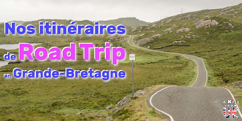Découvrez les plus beaux itinéraires de road-trip à faire en Ecosse, en Angleterre ou au Pays de Galles avec notre sélection des meilleurs Road Trips de Grande-Bretagne