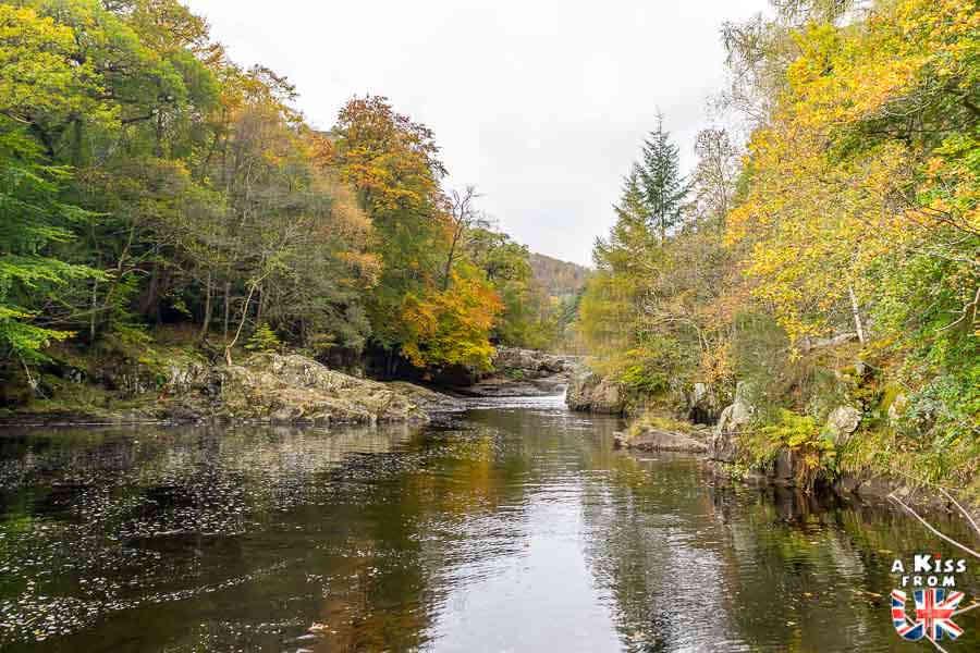 The Braes of Killiecranckie dans le Perthshire - Les plus belles randonnées d'Ecosse - Découvrez quelles sont les randonnées à faire en Ecosse avec A Kiss from UK, le guide et blog du voyage en Grande-Bretagne