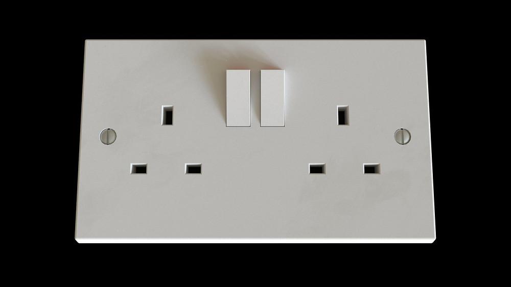 Les prises électriques en Grande-Bretagne - 8 choses qui vont vous surprendre en Grande-Bretagne ! Découvrez les détails insolites qui vous attendent en Ecosse, en Angleterre et au Pays de Galles pendant votre voyage | A Kiss from UK