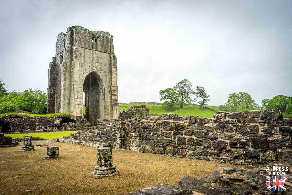 Shap Abbey - Que voir absolument dans le Lake District en Angleterre ? Visiter le Lake District avec A Kiss from UK, le blog du voyage en Ecosse, Angleterre et Pays de Galles