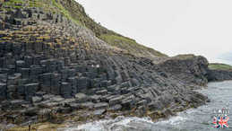 Staffa - A voir et à faire sur les îles de Mull, Iona et Staffa en Ecosse ? Visiter Oban et les îles de Mull, Iona et Staffa A Kiss from UK, le blog du voyage en Ecosse.