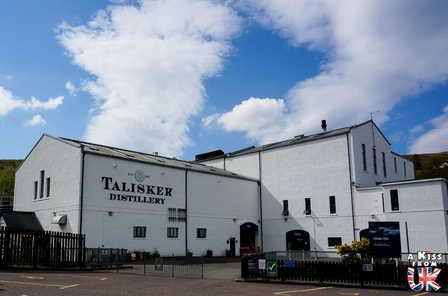 Talisker Distillery - Que faire et que voir sur l'île de Skye en Ecosse ? Visiter les plus beaux endroits de l'île de Skye avec notre guide complet.