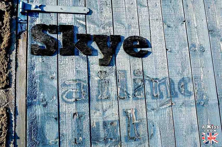 la balade de Scorybreac à Portree – Visiter l'île de Skye en 4 Jours – Découvrez un itinéraire de road trip en Ecosse pour passer 4 jours sur l'île de Skye - A Kiss from UK le guide et  blog voyage Ecosse.