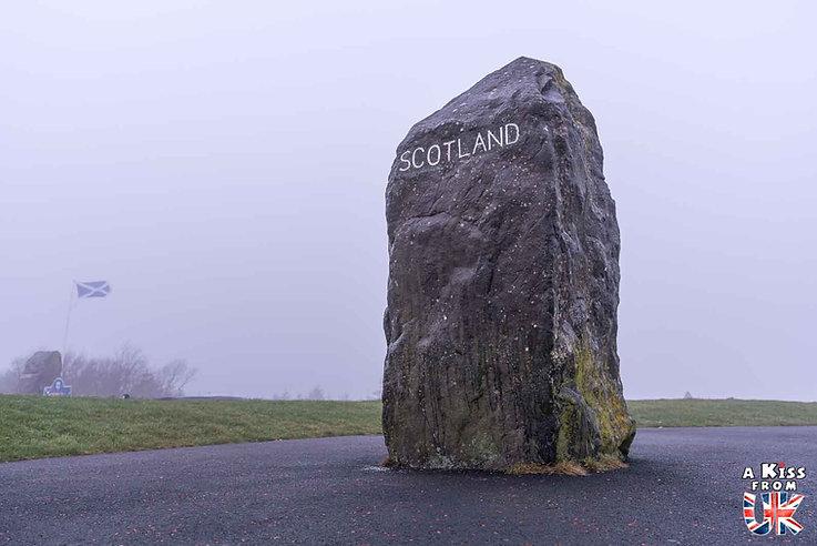 de Carter Bar à Jedburgh sur l'A68 dans les Scottish Borders - Les 15 plus belles routes d'Ecosse - road trip en Ecosse - A Kiss from UK, le guide & blog du voyage en Ecosse, Angleterre et Pays de Galles
