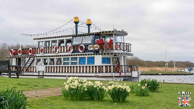 Horning - Visiter le Norfolk - Découvrez les plus beaux endroits à voir et les choses à faire dans le Norfolk - Visiter le Norfolk et le Parc National de The Broads en Angleterre.