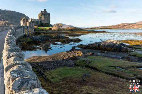 Eilean Donan Castle - Que faire et que voir sur l'île de Skye en Ecosse ? Visiter les plus beaux endroits de l'île de Skye avec notre guide complet.