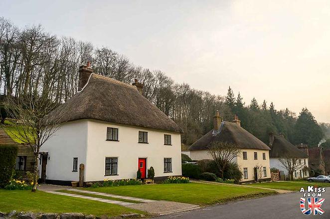 Le village de Milton Abbas dans le Dorset - Découvrez les 30 plus beaux villages de Grande-Bretagne. Le classement des plus beaux villages d'Angleterre, d'Ecosse et du Pays de Galles par A Kiss from UK