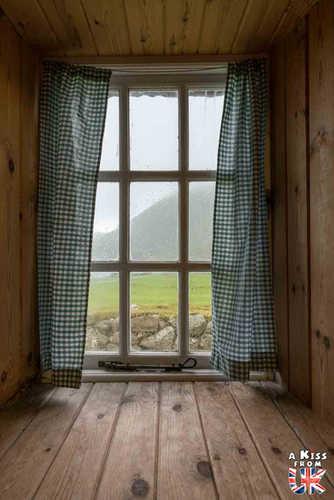 Les anciennes habitations de St Kilda en Ecosse - Visiter St Kilda - Que voir sur l'île de St Kilda en Ecosse ? - A Kiss from UK, guide & blog voyage sur l'Ecosse.