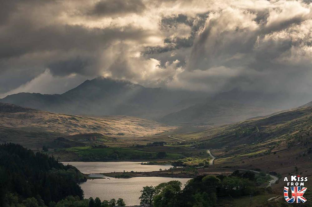 Llyn Mymbyr dans le Snowdonia - 15 photos qui vont vous donner envie de voyager au Pays de Galles après le Brexit ! - Découvrez les plus belles destinations et les plus belles régions du Pays de Galles en image.