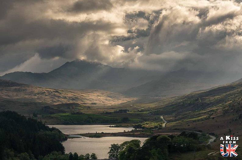 Le Lynn Mymbyr dans le Snowdonia - Que faire dans le Snowdonia au Pays de Galles ? Visiter les plus beaux endroits à voir dans le Parc National du Snowdonia avec notre guide complet.