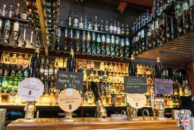Seumas' Bar sur l'île de Skye - Découvrez les meilleurs pubs de Grande-Bretagne. Quels sont les meilleurs pubs d'Angleterre, d'Ecosse et du Pays de Galles ?