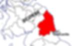 carte northumberland Que voir dans le Northumberland en Angleterre ? Visiter le Northumberland avec A Kiss from UK, le guide et blog du voyage en Ecosse, Angleterre et Pays de Galles