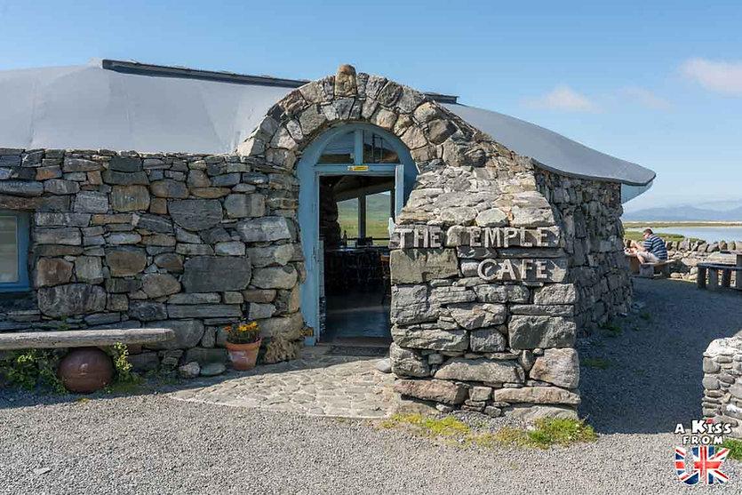 Le Temple Café à Northton - Visiter Lewis et Harris, le guide voyage complet – les lieux à voir sur l'île de Lewis & Harris dans les Hébrides Extérieures en Ecosse - A Kiss from UK, blog voyage Ecosse.