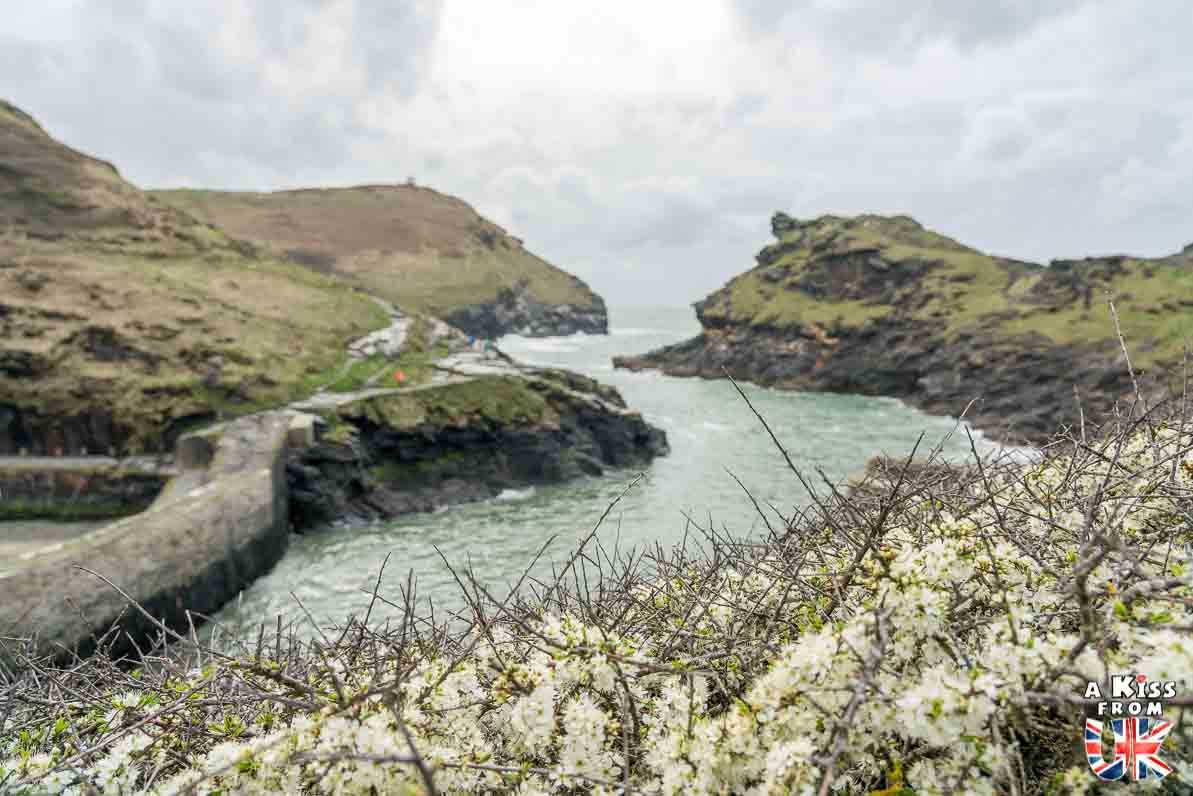 Boscastle - Que faire dans les Cornouailles en Angleterre ? Visiter les plus beaux endroits à voir absolument dans les Cornouailles avec notre guide complet.