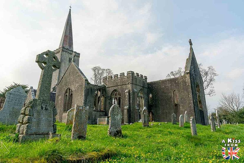 Holy Trinity à Buckfastleigh - Que voir et que faire dans le Devon en Angleterre ? Visiter le Devon et ses plus beaux endroits avec notre guide voyage - A Kiss from UK, le blog du voyage en Grande-Bretagne.