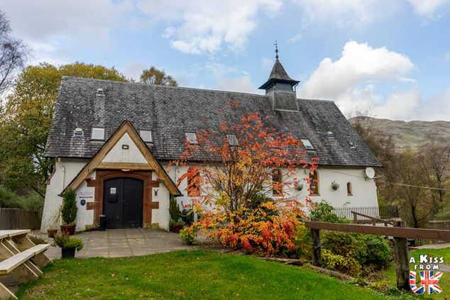 Sur la route d'Inversnaid - A voir et à faire dans le Loch Lomond et les Trossachs en Ecosse - Visiter le Parc National du Loch Lomond et des Trossachs avec notre guide complet sur cette région écosaise