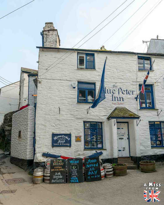 The Blue Peter Inn - Découvrez les meilleurs pubs de Grande-Bretagne. Quels sont les meilleurs pubs d'Angleterre, d'Ecosse et du Pays de Galles ?