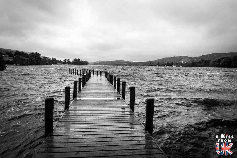Coniston - Que voir absolument dans le Lake District en Angleterre ? Visiter le Lake District avec A Kiss from UK, le blog du voyage en Ecosse, Angleterre et Pays de Galles.